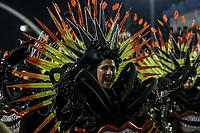 SAO PAULO, SP, 21/02/2020 - Carnaval 2020 -SP- Carnaval 2020, Desfile da Escola de Samba Dragoes da Real pelo grupo especial, no Sambodromo do Anhembi em Sao Paulo, SP, nesta sexta-feira (21). (Foto: Marivaldo Oliveira/Codigo 19/Codigo 19)