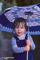 FA24-001z  Weather - child in rain