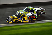 2017 Camping World Truck - NextEra Energy Resources 250<br /> Daytona International Speedway, Daytona Beach, FL USA<br /> Friday 24 February 2017<br /> Cody Coughlin, Grant Enfinger<br /> World Copyright: John K Harrelson / LAT Images<br /> ref: Digital Image 17DAY2jh_04902