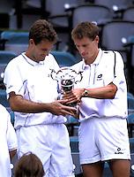 Parijs, Haarhuis en Eltingh winnen Roland Garros