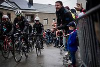 up the Côte de Saint-Roch<br /> <br /> 105th Liège-Bastogne-Liège 2019 (1.UWT)<br /> One day race from Liège to Liège (256km)<br /> <br /> ©kramon