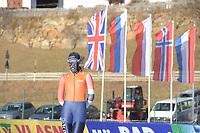 SPEED SKATING: COLLALBO: Arena Ritten, 11-01-2019, ISU European Speed Skating Championships, training, Jutta Leerdam (NED), ©photo Martin de Jong