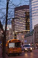 Amérique/Amérique du Nord/Canada/Québec/Montréal: Amérique/Amérique du Nord/Canada/Québec/Montréal:  Rue Sherbrooke ouest