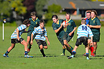 NELSON, NEW ZEALAND - U14 Rugby: Waimea College v Nelson College, Saturday 15th May 2021. Richmond, Nelson, New Zealand. (Photos by Barry Whitnall/Shuttersport Limited)