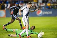 San Jose Earthquakes vs LA Galaxy, November 7, 2012