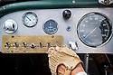 29/05/20 - ROUSSILLON - VAUCLUSE - FRANCE - Essais HRG Le Mans de 1939, vainqueur au Mans cette annee la dans sa categorie - Photo Jerome CHABANNE