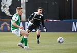 09.02.2020 BSC Glasgow v Hibs: Greg Docherty scores goal no 4 for Hibs