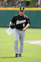 John Gibbons, manager - 2012 San Antonio Missions (Bill Mitchell)