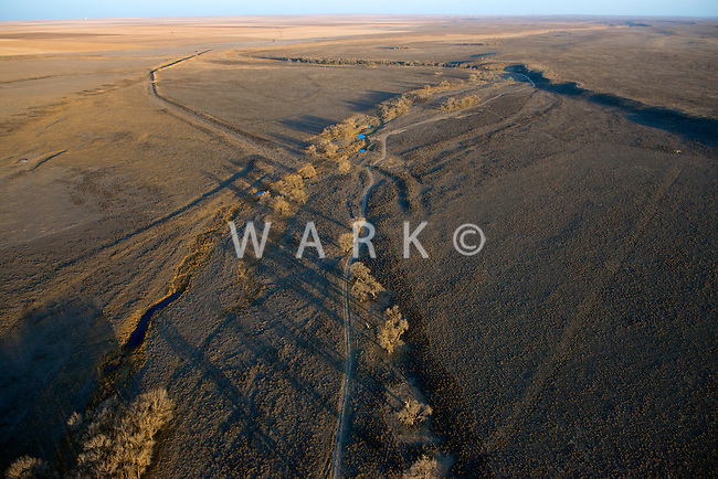 Sand Creek Massaacre National Historic Site, Colorado.  April 2013  84860