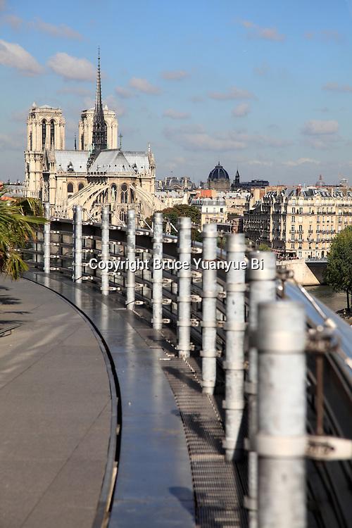 Notre Dame Notre-Dame cathedra. city of Paris. Paris. France