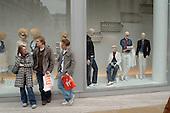The Zara store in Oxford Street, London.