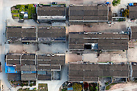 1980's housing in the city of Jiangyin. /Felix Features