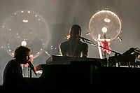 Patrick Watson performs at the Festival d'ete de Quebec (Quebec City Summer Festival) Friday July 17, 2015.