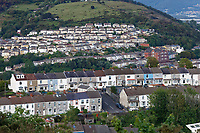 Pictured: Mount Pleasant area and Saint Thomas in the background. Wednesday 22 May 2019<br /> Re: General view of Swansea, Wales, UK