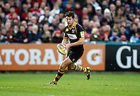 Photo: Richard Lane/Richard Lane Photography. Gloucester Rugby v London Wasps. Aviva Premiership. 26/12/2011. Wasps' Hugo Southwell.