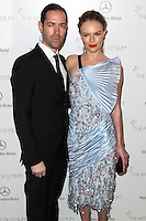 LOS ANGELES, CA - JANUARY 11: Michael Polish, Kate Bosworth at The Art of Elysium's 7th Annual Heaven Gala held at Skirball Cultural Center on January 11, 2014 in Los Angeles, California. (Photo by Xavier Collin/Celebrity Monitor)