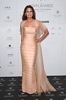 Isabel Kristensen<br /> at the London Hilton Hotel for the Asian Awards 2017, London. <br /> <br /> <br /> ©Ash Knotek  D3261  05/05/2017