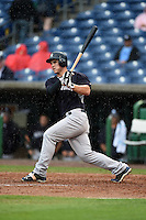 New York Yankees outfielder Tyler Austin (79) during a Spring Training game against the Philadelphia Phillies on March 27, 2015 at Bright House Field in Clearwater, Florida.  New York defeated Philadelphia 10-0.  (Mike Janes/Four Seam Images)
