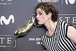 Ruth Gabriel attends to the premiere of 'La Peste' at Callao Cinemas in Madrid, Spain. January 11, 2018. (ALTERPHOTOS/Borja B.Hojas)