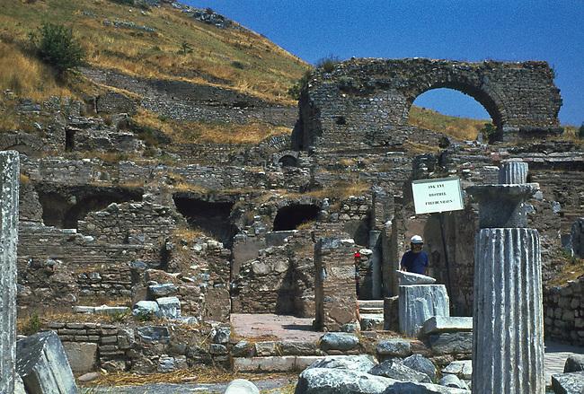 Ephesus; Brothel