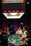 An overview of the TV Final Table