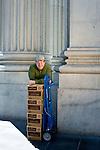 Editorial, Portrait, Clifford Waldeck, Waldeck's Office Supplies