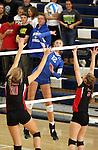 Brookings at O'Gorman Volleyball