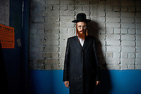 UKRAINE, Uman, 2008/09..Many Hasidic Jews travel to Ukraine from Israel and the United States to attend the Rosh Hashanah celebrations in Uman. There is a large Breslov community in Brooklyn..© Cyril Horiszny / EST&OST