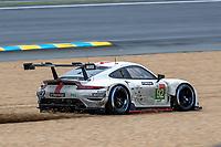 #92 Porsche GT Team Porsche 911 RSR - 19 LMGTE Pro, Kevin Estre, Neel Jani, Michael Christensen, 24 Hours of Le Mans , Race, Circuit des 24 Heures, Le Mans, Pays da Loire, France