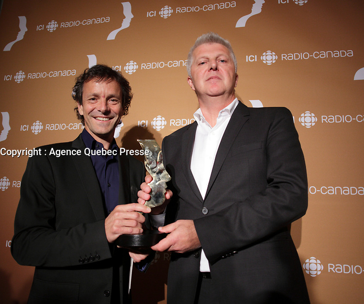 September 15 2013 - Donald Bouthillette and Daniel Chiasson <br />  attend the GEMEAU Gala