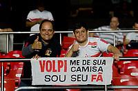 SÃO PAULO, SP, 13.07.2019: SÃO PAULO - PALMEIRAS - Partida entre São Paulo e Palmeiras pelo Campeonato Brasileiro da Série A na noite deste sábado (13) no estádio Cicero Pompeu de Toledo em São Paulo. (Foto: Maycon Soldan/Código19)