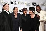 Ann Reinking, Graciela Daniele, Lisa Mordente, Chita Rivera and Ben Vereen attends the Chita Rivera Awards at NYU Skirball Center on May 19, 2019 in New York City.