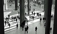 Nederland Eindhoven 2018. Piazza winkelcentrum op het 18 Septemberplein. Winkelcentrum in de binnenstad. Foto Berlinda van Dam / Hollandse Hoogte