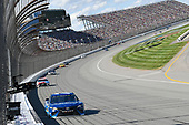 Monster Energy NASCAR Cup Series<br /> FireKeepers Casino 400<br /> Michigan International Speedway, Brooklyn, MI USA<br /> Sunday 18 June 2017<br /> Martin Truex Jr, Furniture Row Racing, Auto-Owners Insurance Toyota Camry, Kyle Busch, Joe Gibbs Racing, M&M's Red, White & Blue Toyota Camry, Kevin Harvick, Stewart-Haas Racing, Jimmy John's Ford Fusion<br /> World Copyright: Logan Whitton<br /> LAT Images