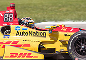 Verizon IndyCar Series<br /> IndyCar Grand Prix<br /> Indianapolis Motor Speedway, Indianapolis, IN USA<br /> Saturday 13 May 2017<br /> Ryan Hunter-Reay, Andretti Autosport Honda<br /> World Copyright: Geoffrey M. Miller LAT Images