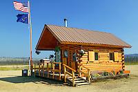 Visitor Center along the Dalton Highway, Yukon River Crossing, Alaska