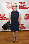 """Tracy Shayne attends the New Group World Premiere of """"The True"""" on September 20, 2018 at The Green Fig Urban Eatery in New York City."""