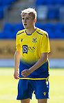 St Johnstone FC…..<br />Lennon Smith<br />Picture by Graeme Hart.<br />Copyright Perthshire Picture Agency<br />Tel: 01738 623350  Mobile: 07990 594431