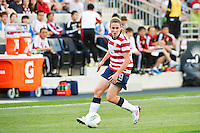 Heather O?Reilly (9) of the United States (USA). The United States (USA) women defeated China PR (CHN) 4-1 during an international friendly at PPL Park in Chester, PA, on May 27, 2012.