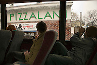 Bus Tour of the Soprano Sites in New Jersey