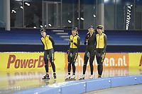 SCHAATSSPORT: HEERENVEEN: IJsstadion Thialf, 21-06-2018, Topsporttraining Zomerijs, ©foto Martin de Jong