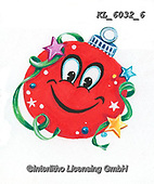 CHRISTMAS SYMBOLS, WEIHNACHTEN SYMBOLE, NAVIDAD SÍMBOLOS, paintings+++++,KL6032/6,#xx# ,sticker,stickers