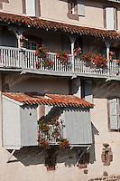 Europe/France/Aquitaine/64/Pyrénées-Atlantiques/Pays-Basque/Saint-Jean-Pied-de-Port:
