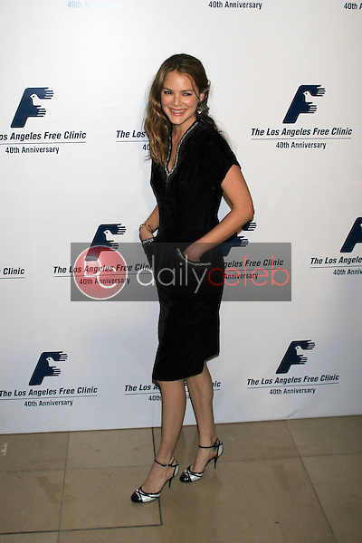 Jacinda Barrett<br />at the Friends of the Los Angles Free Clinic Annual Dinner Gala. Beverly Hilton Hotel, Beverly Hills, CA. 11-20-06<br />Dave Edwards/DailyCeleb.com 818-249-4998