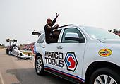 Antron Brown, Matco Tools, top fuel