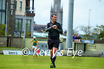 during the National hurling league between Kerry v Down at Austin Stack Park, Tralee on Sunday.