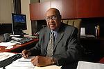 Texas Southern University interim president J. Timothy Boddie Jr.