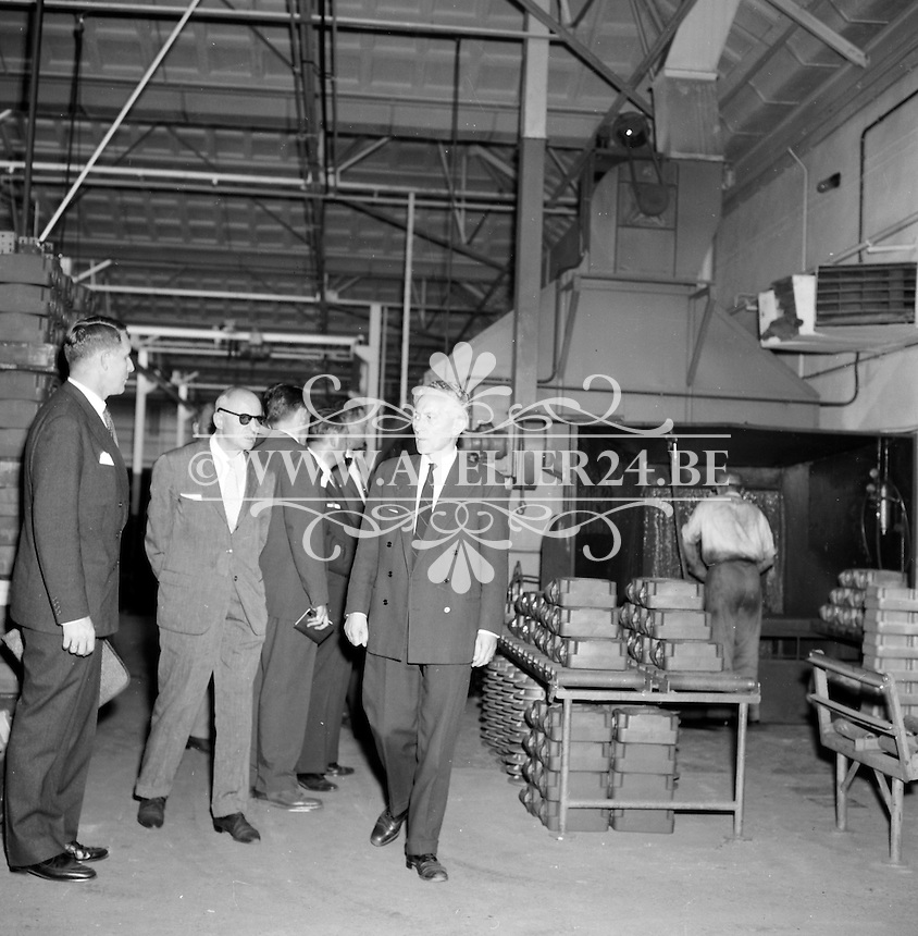 Atlas Copco Arpic Wilrijk in september 1959.