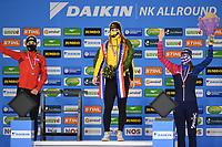 SCHAATSEN: HEERENVEEN: 22-11-2020, IJsstadion Thialf, Daikin NK ALLROUND, ©foto Martin de Jong