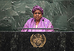Statement by Her Excellency Aja Isatou Njie-Saidy, Vice-President of the Republic of the Gambia